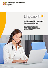 Linguaskill automarker validity report cover