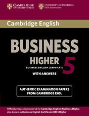 C1 Business Higher preparation | Cambridge English