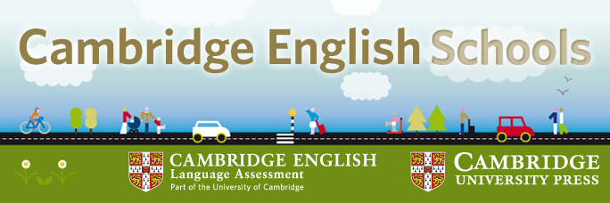 Become a Cambridge English school