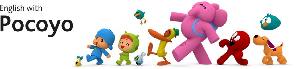 English with Pocoyo