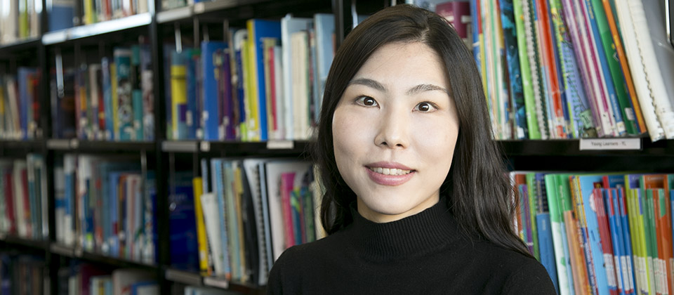 Dr Hye-won Lee