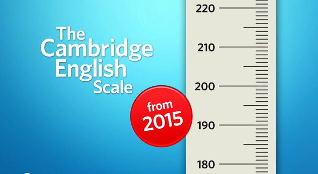 Introducing the Cambridge English Scale to higher education institutions
