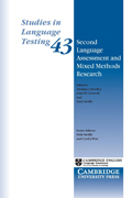 Front cover of Studies in Language Testing – Volume 43