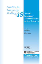 Front cover of Studies in Language Testing – Volume 48