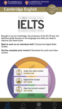 Ielts Practice Cambridge English