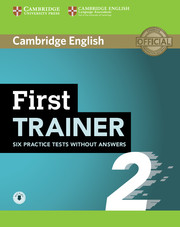B2 First preparation | Cambridge English