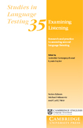 Front cover of Studies in Language Testing – Volume 35