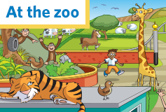 Sing and Learn - At the zoo