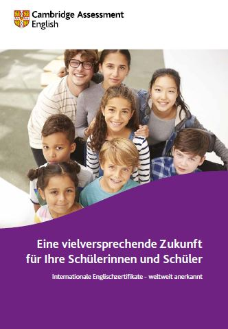 for Schools Brochüre