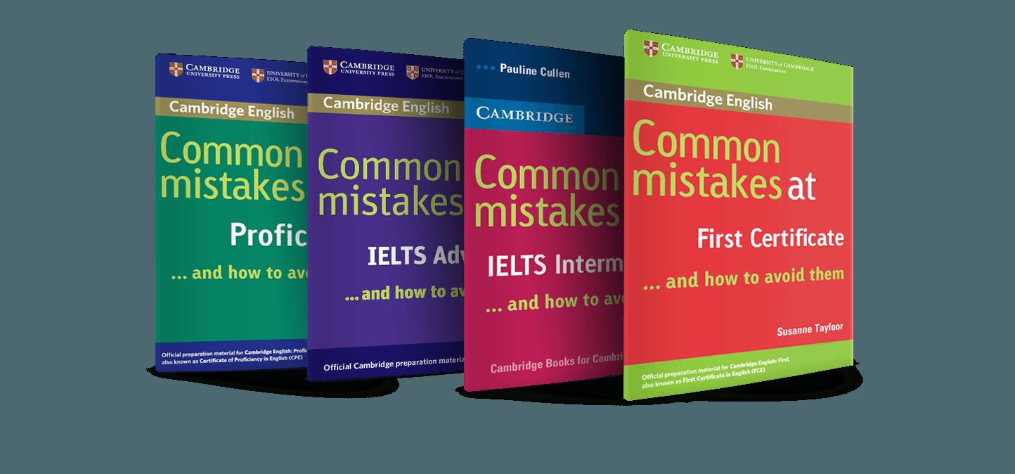 Prüfungsvorbereitung Cambridge English