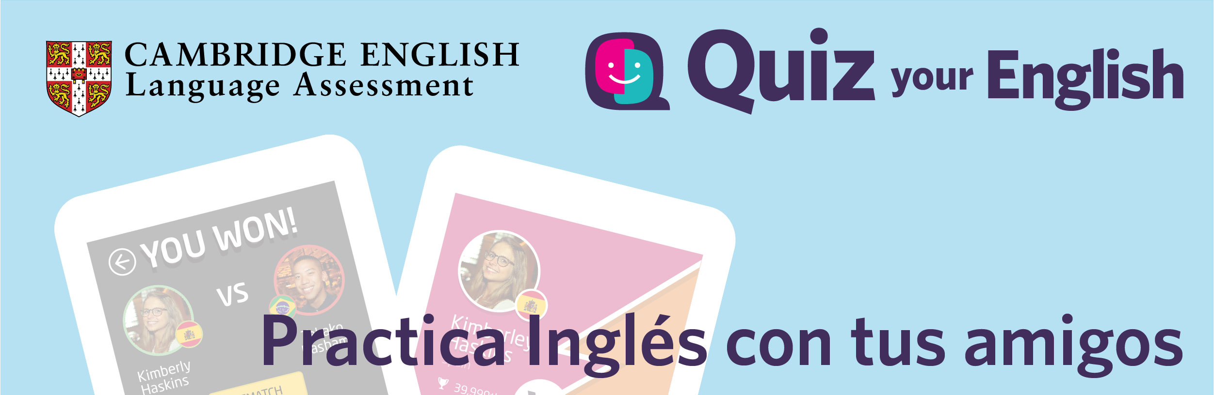 Quiz your English app