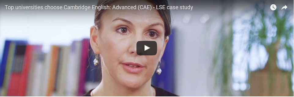 LSI Cambridge English Advanced - video still - image