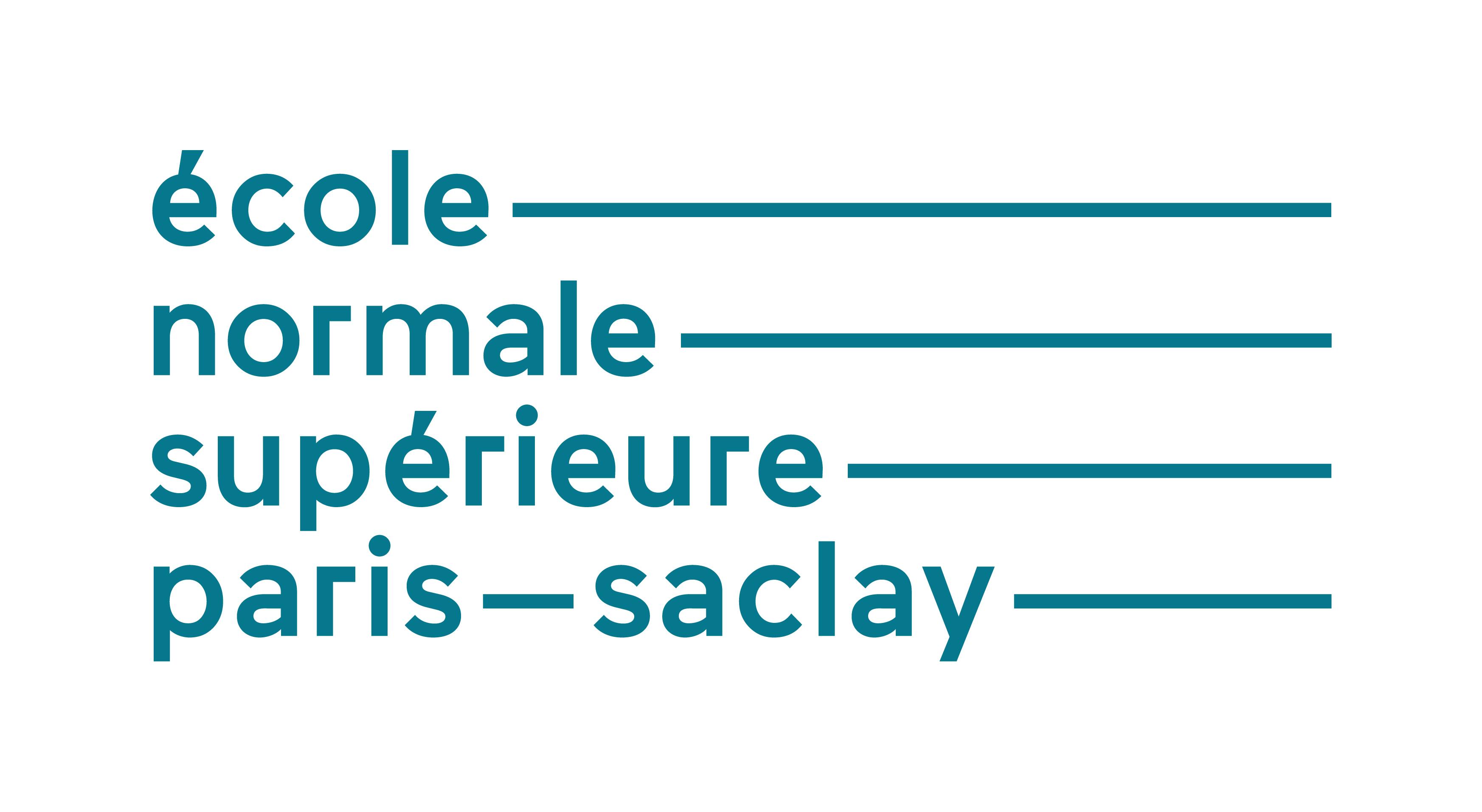 ENS Paris-Saclay Logo