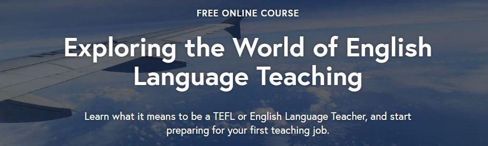 MOOC Exploring the World of English Language Teaching