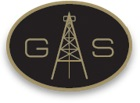 Gas logo Romania