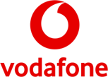 Vodafone logo Czech Republic