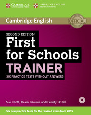 first_for_schools_trainer_2nd_edition