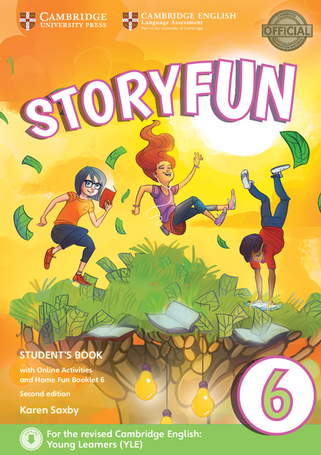 Storyfun (2nd edition)