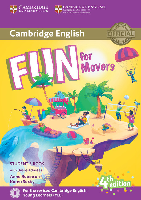 Fun for Movers (4th edition)