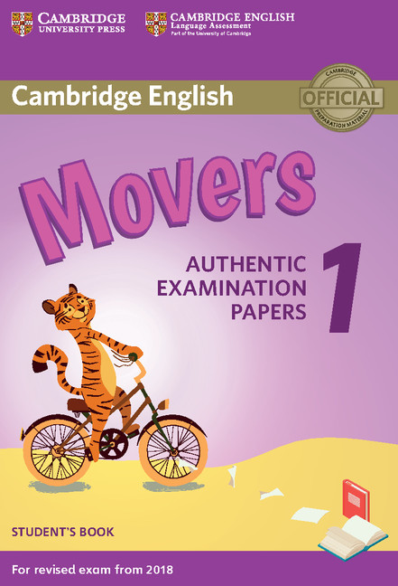 Cambridge English Young Learners 1 (for Revised Exam from 2018) - Practice tests