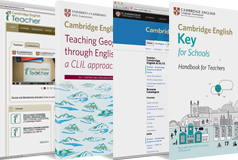 Free teaching resources: Teaching English lesson plans, handbooks and more resources.