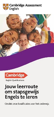 Cambridge English Qualifications Scholen - Brochure voor ouders