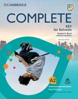 Complete A2 Key for Schools 2019