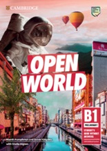 Open World B1 Preliminary 2019