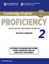 Cambridge English : Proficiency 2