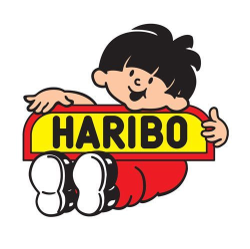 Haribo logo Spain