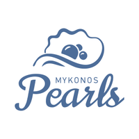 mykonos pearls logo greece