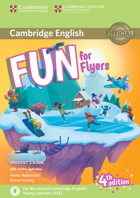Fun for Flyers (4th edition)