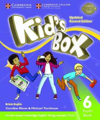 Kid's Box updated 2nd edition